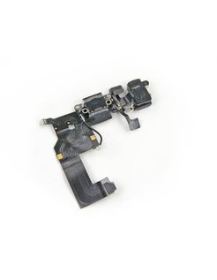iPhone 5 Charging Port Flex Cable (Black)
