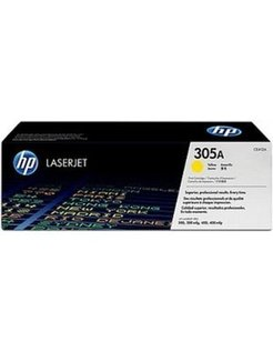 HP Toner cartridge 305A yellow for ColorLaserJet 300/400 series