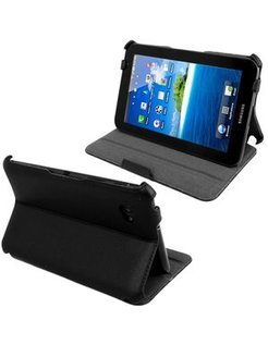 Jibi New York leather bookstand case for Galaxy Tab2 7.0