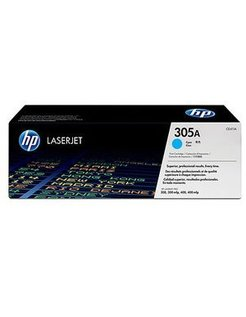 HP Toner cartridge 305A cyaan for ColorLaserJet 300/400 series