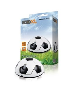 BASIC XL USB SOCCER WIRELESS MOUSE 800DPI BXL-MOUS