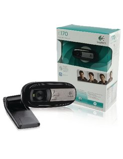 Logitech WebCam C170 5.0MP
