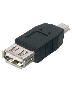 ADAPT. USB A FEM-MINI CMP-USBADAP9