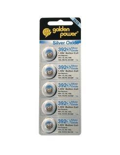 Golden Power Horlogebatterij V392, 1.55V 34mAh V392/A