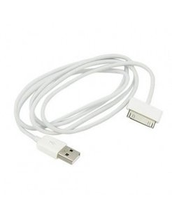 iPhone 4 / 4S 3 meter USB cable