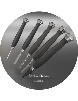 gTool gTool ESD ScrewDriver Set - SDAK-01