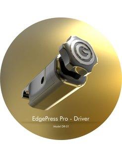 gTool EdgePress Pro Driver Ohne Werkzeugköpfe DR-01