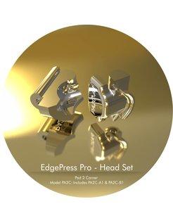 gTool EdgePress iPad 2,3 en 4 Corner Head Set PA4C