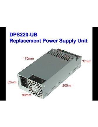 Power supply for EMACHINES EL1352 220W DPS-220UB 5A Refurbished [SPSU-DPS-220UB 5A]
