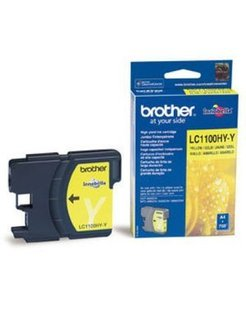 Brother LC-1100 XL Geel (Origineel)