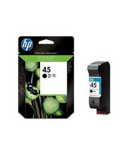 HP 45 Zwart (Origineel)