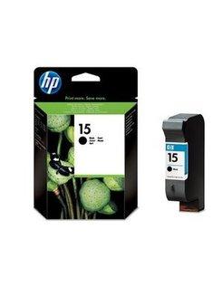 HP 15 Zwart (Origineel) Inkt Cartridge