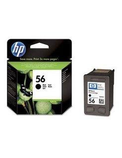 HP 56 Zwart (Origineel)