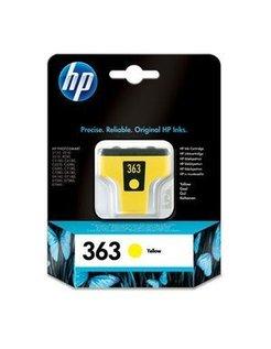 HP 363 Geel (Origineel)