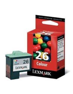 Lexmark 26 Kleur (Origineel)