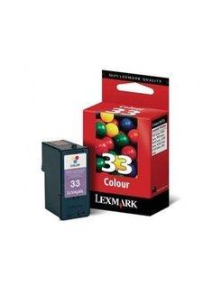 Lexmark 33 Kleur (Origineel)