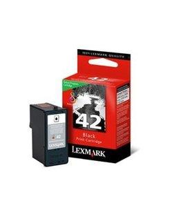 Lexmark 42 Zwart (Origineel)