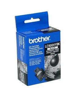 Brother LC-900HYBK Zwart (Origineel)