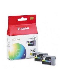Canon BCI-16 Kleur (2 Pack) (Origineel)