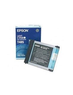 Epson T485011 Licht Cyaan (Origineel)