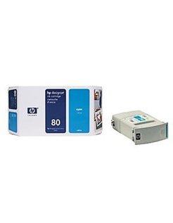 HP 80 XL Cyaan (Origineel)