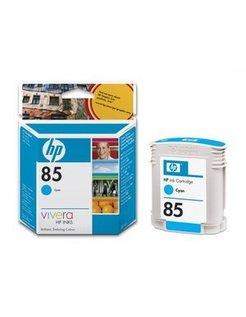 HP 85 Cyaan (Origineel)