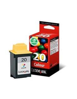 Lexmark 20 Kleur (Origineel)