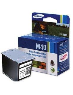 Samsung M40 Zwart