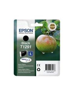 Epson T1291 Hoge Capaciteit Zwart (Origineel)
