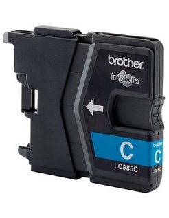 Brother LC-985C Cyaan (Origineel)