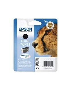 Epson T0711 Zwart (Origineel)