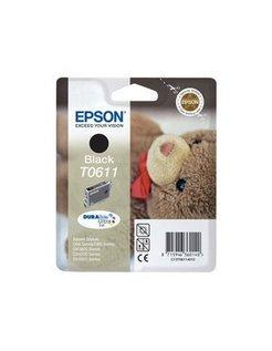 Epson T0611 Zwart (Origineel)