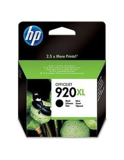 HP 920 XL Zwart (Origineel)