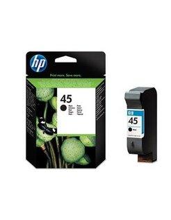 HP 45 Zwart XL