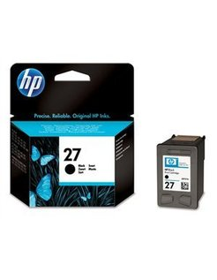 HP 27 Zwart (Origineel)