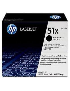 HP 51X Zwart XL