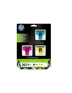 HP 363 Kleur (3-Pack) (Origineel)