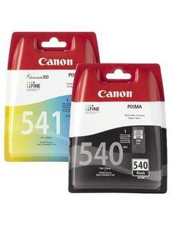 Canon PG-540/CL-541 Zwart en Kleur (2-Pack) (Origineel)