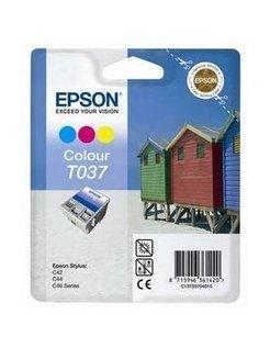 Epson T037 Kleur (Origineel)