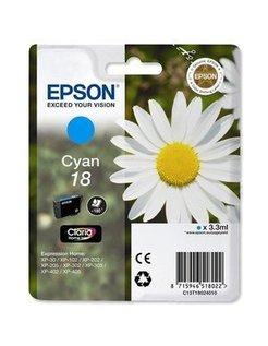Epson 18/T1802 Cyaan (Origineel)