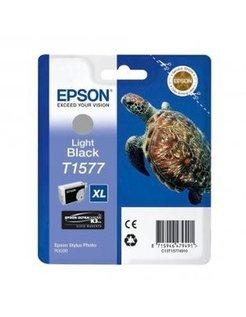 Epson T1577 Licht Zwart (Origineel)
