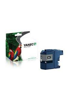 Yanec LC-127XLBK Zwart (Brother)
