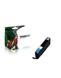 Yanec CLI-551C XL Cyaan (Canon)