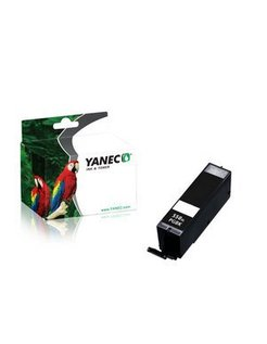 Yanec PGI-550PGBK XL Zwart (Canon)