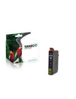 Yanec 16XL/T1631 Zwart (Epson)