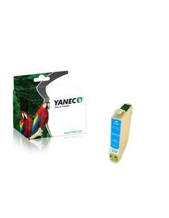 Yanec 18XL/T1812 Cyaan (Epson)