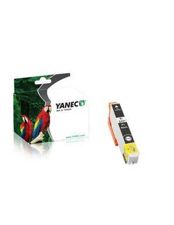 Yanec 24XL/T2431 Zwart (Epson)