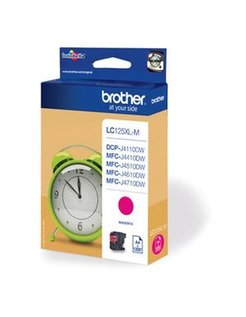 Brother LC-125XLM Magenta (origineel)