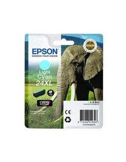 Epson 24XL/T2435 Licht Cyaan (origineel)