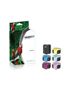 Yanec 363 Zwart en Kleur (6-Pack) (HP)